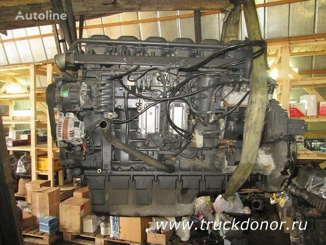 DC 12 14 engine for SCANIA truck
