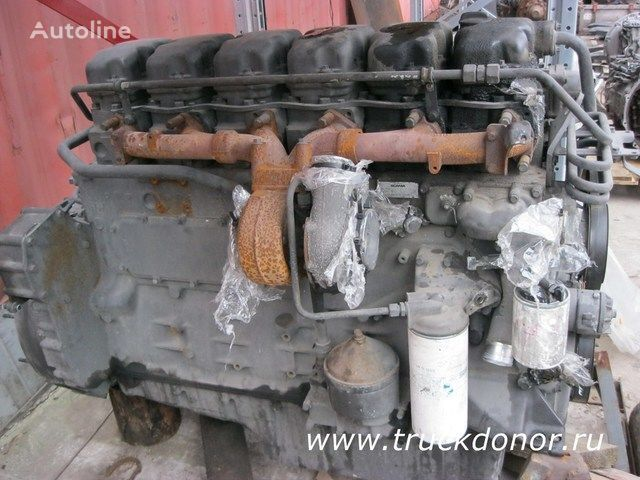 DC11 02 v sbore s navesnymi agregatami engine for SCANIA truck