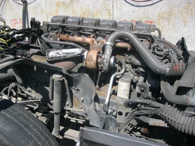 engine for SCANIA 114 truck