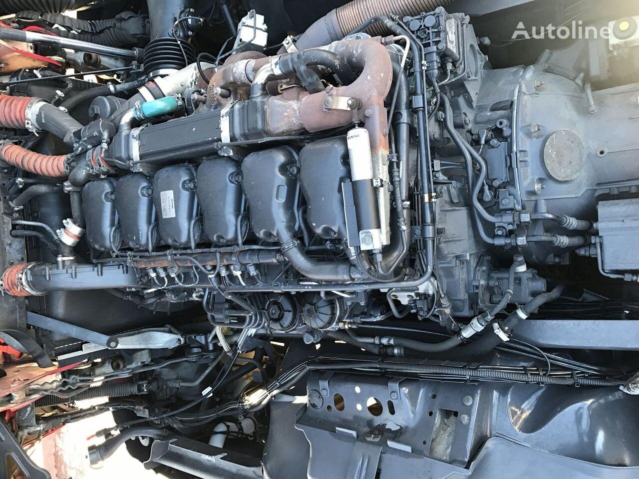 SCANIA 440 XPI DC1310 engine for SCANIA R truck