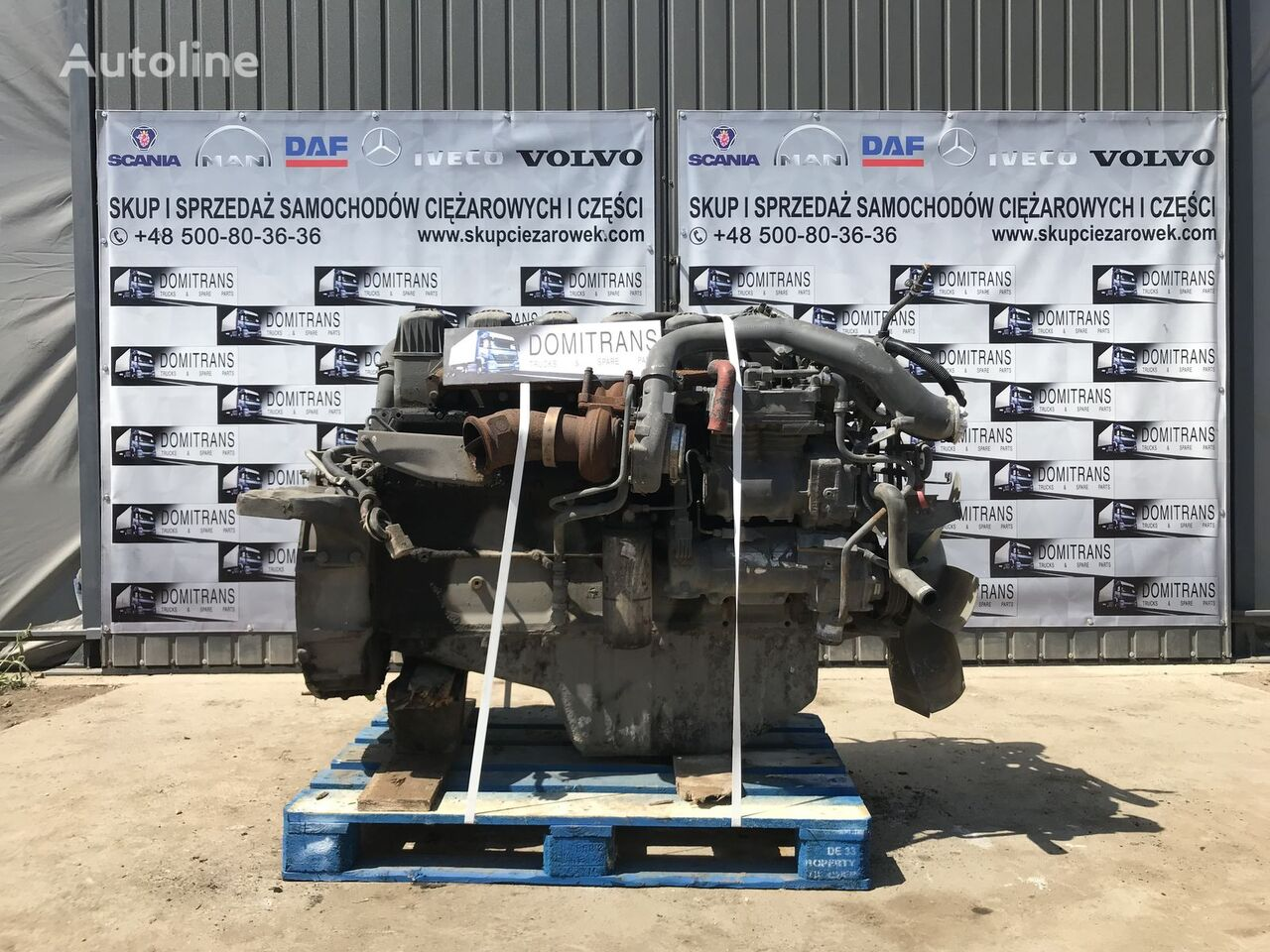 SCANIA 94 DC901 DC902 DC906 engine for SCANIA tractor unit