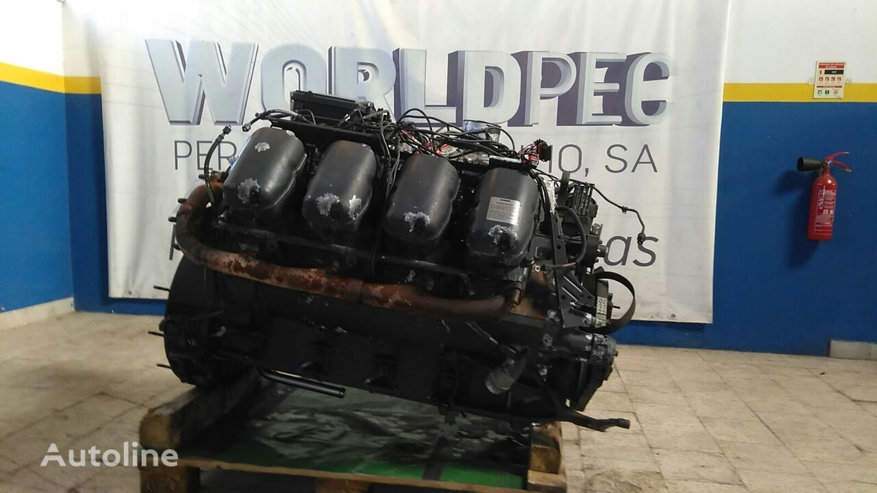SCANIA D16 18L01 engine for SCANIA R 580 truck