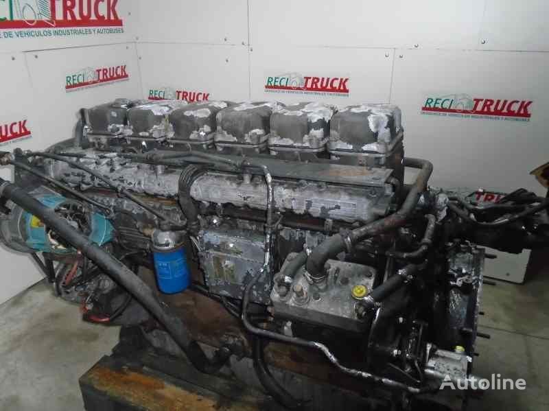 SCANIA DC11 01 engine for SCANIA P114 tractor unit