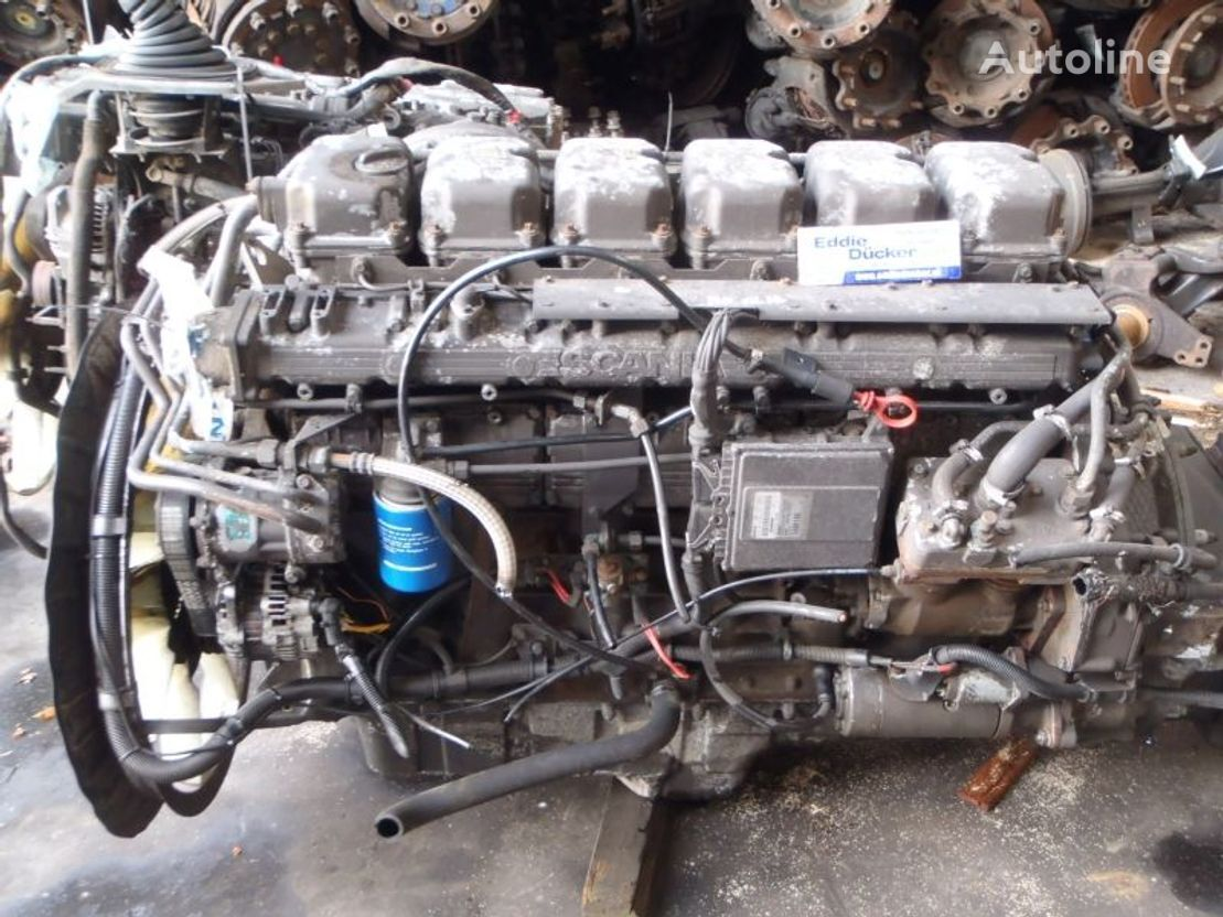 SCANIA DC1103 engine for truck