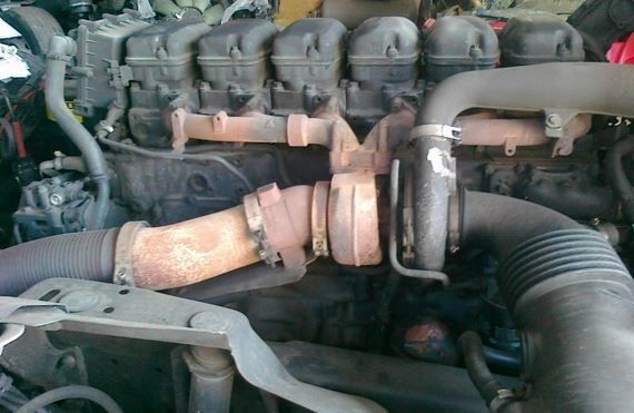 SCANIA DC12 engine for SCANIA truck