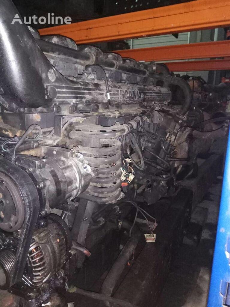 SCANIA DC1214 HPI engine for SCANIA R 420 HPI E3 truck
