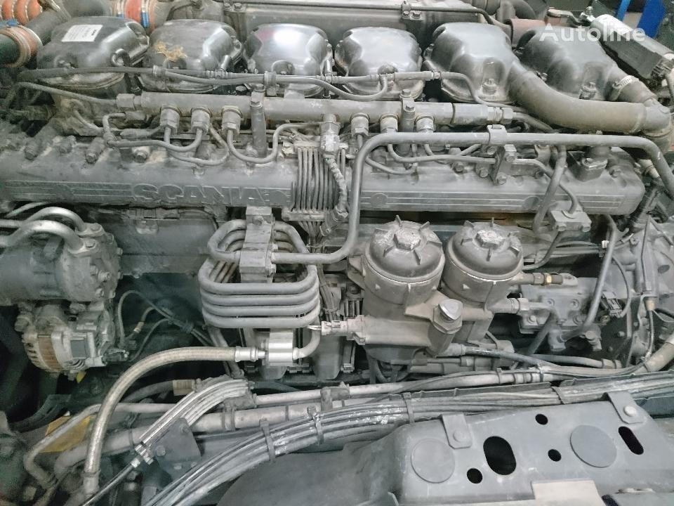 SCANIA DC1307 XPI 480 E5 engine for SCANIA R 480 truck