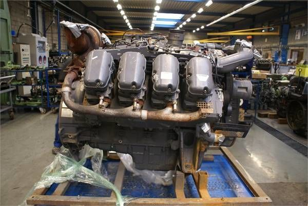 SCANIA DC16 engine for other construction equipment