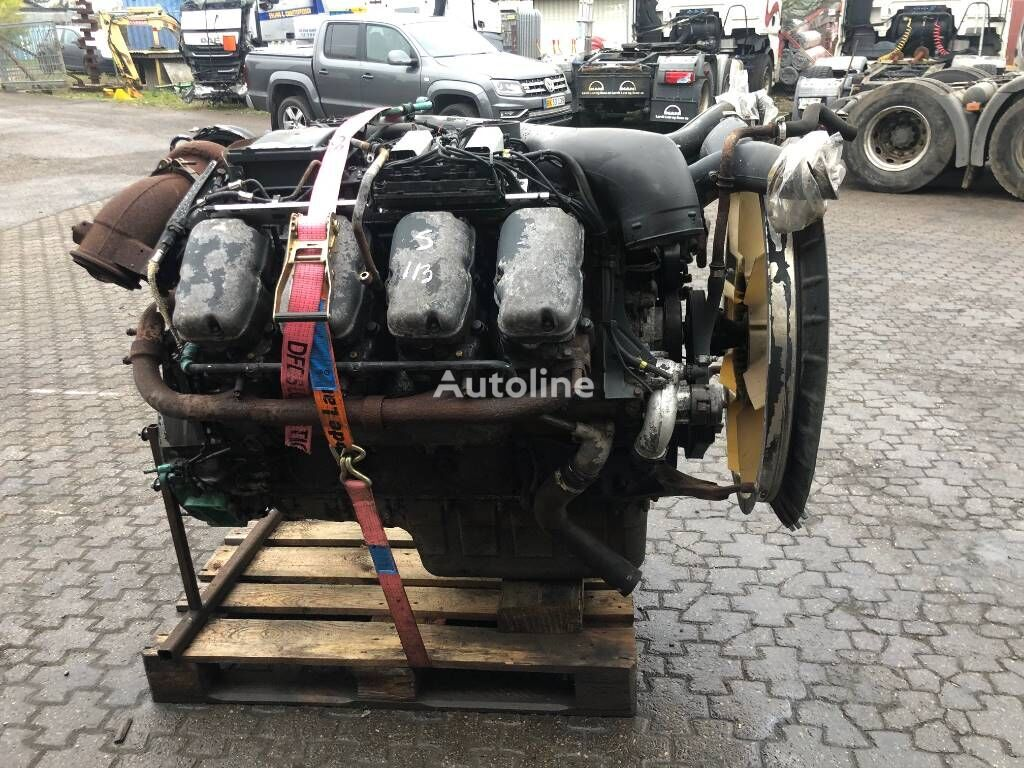 SCANIA DC1606 / 500 HP - EURO 4 / PDE engine for SCANIA R500  truck