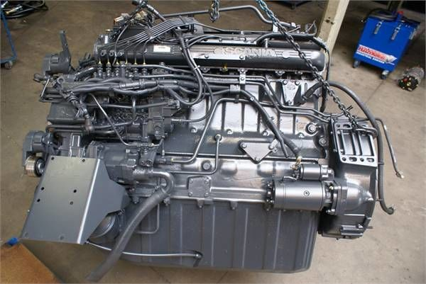 engine for SCANIA DC9.05 other construction equipment