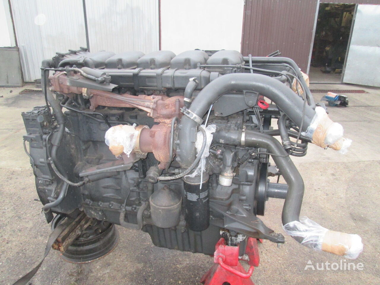 SCANIA DC9 17 PDE engine for SCANIA R 270 truck