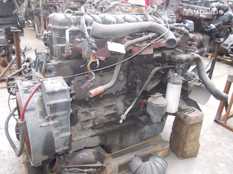 SCANIA DSC 12 02 engine for SCANIA 124 tractor unit