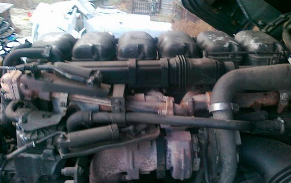 SCANIA DT1212 engine for SCANIA truck