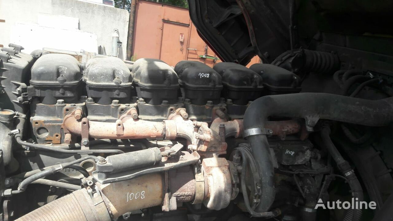 SCANIA DT1217 engine for tractor unit