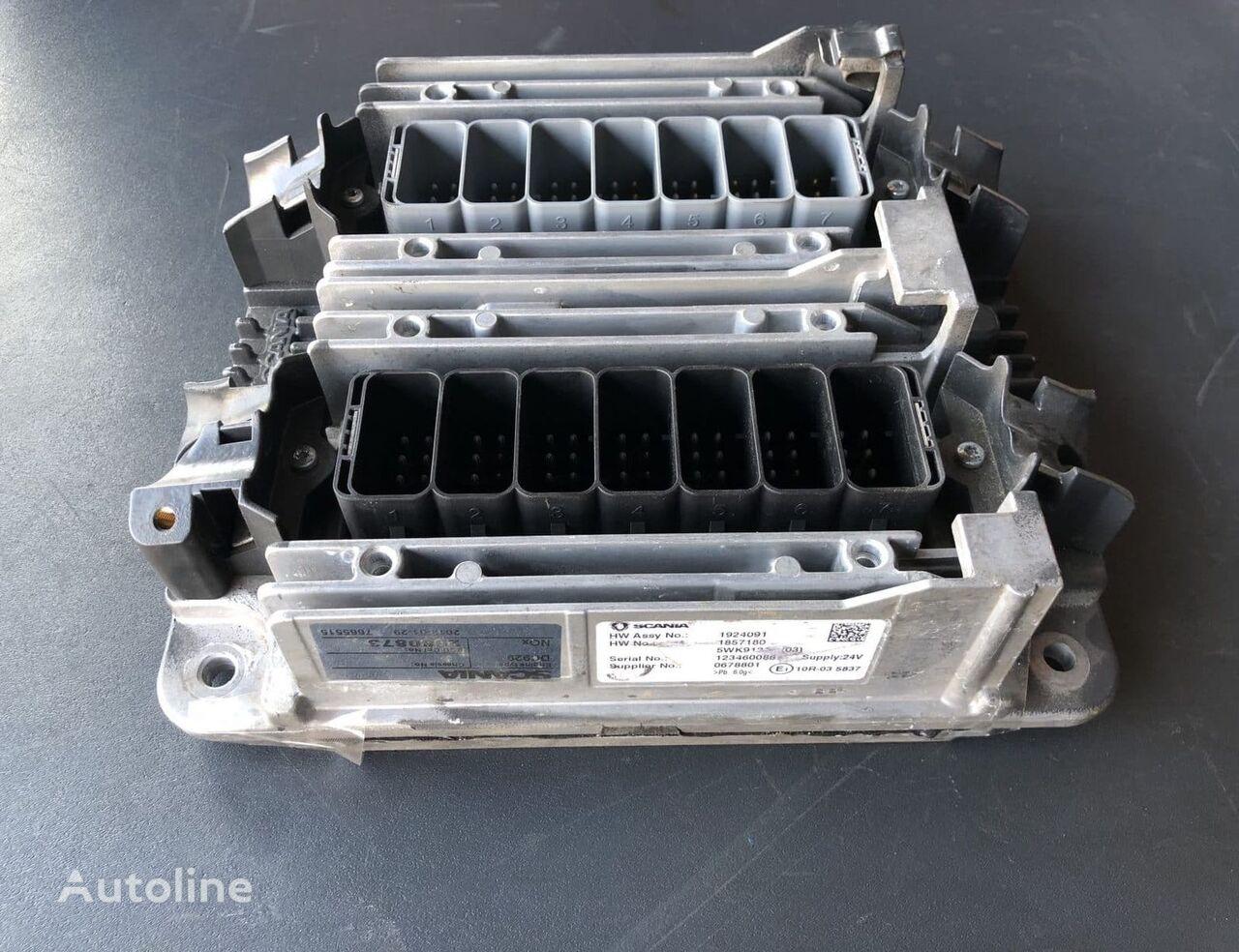 SCANIA ECU DC 9.29 XPI engine for truck
