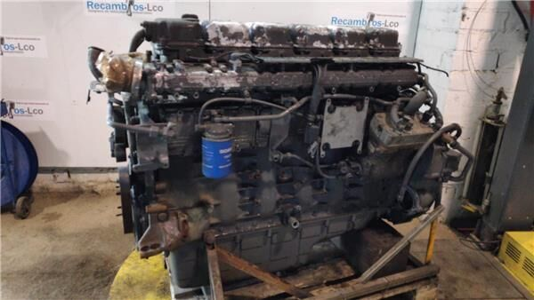 Motor Completo Scania Serie 4 (P/R 124 C)(1996->) FG     420 (4X (572538) engine for SCANIA Serie 4 (P/R 124 C)(1996->) FG 420 (4X2) E3 [11,7 Ltr. - 309 kW Diesel] tractor unit