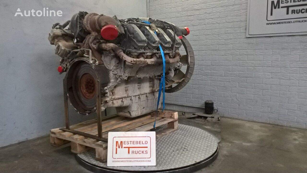 SCANIA Motor DC 16 0 engine for truck