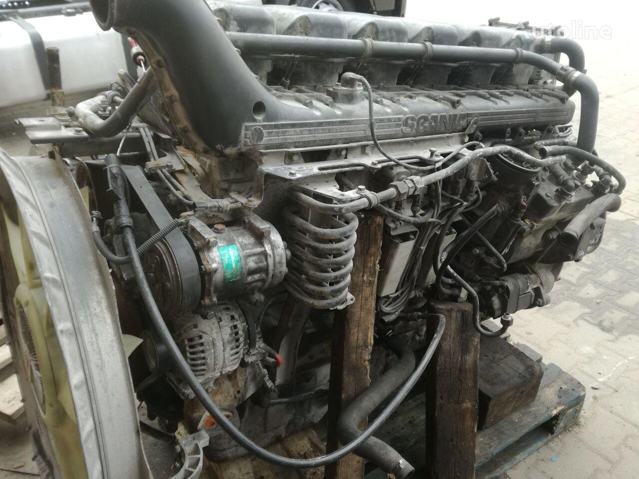 SCANIA R 420 DC1215 HPI E4,5 engine for SCANIA R  truck