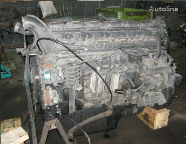Scania DT 12 12 L01 engine for SCANIA R 420 LA4X2MLA truck