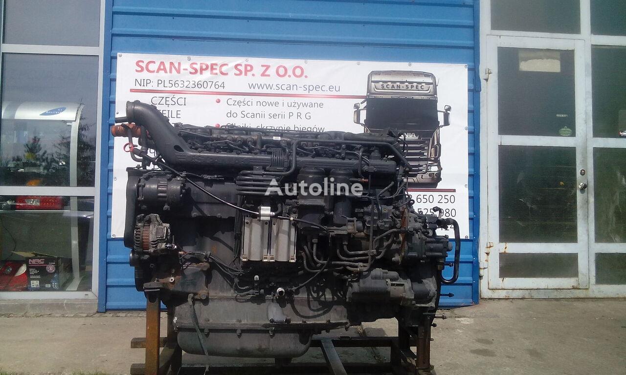 SCANIA R400 XPI Euro 5 440 480 DC 13 05 engine for SCANIA P R G 2008-2013 tractor unit