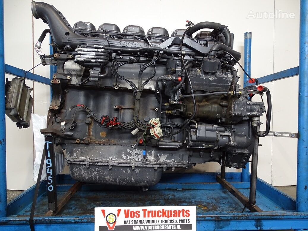SCANIA SC-R DC-13111 480PK engine for truck
