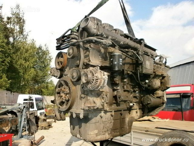 SCANIA Dvigatel DC12 01 vsbore 420 l.s. PDE engine for SCANIA truck