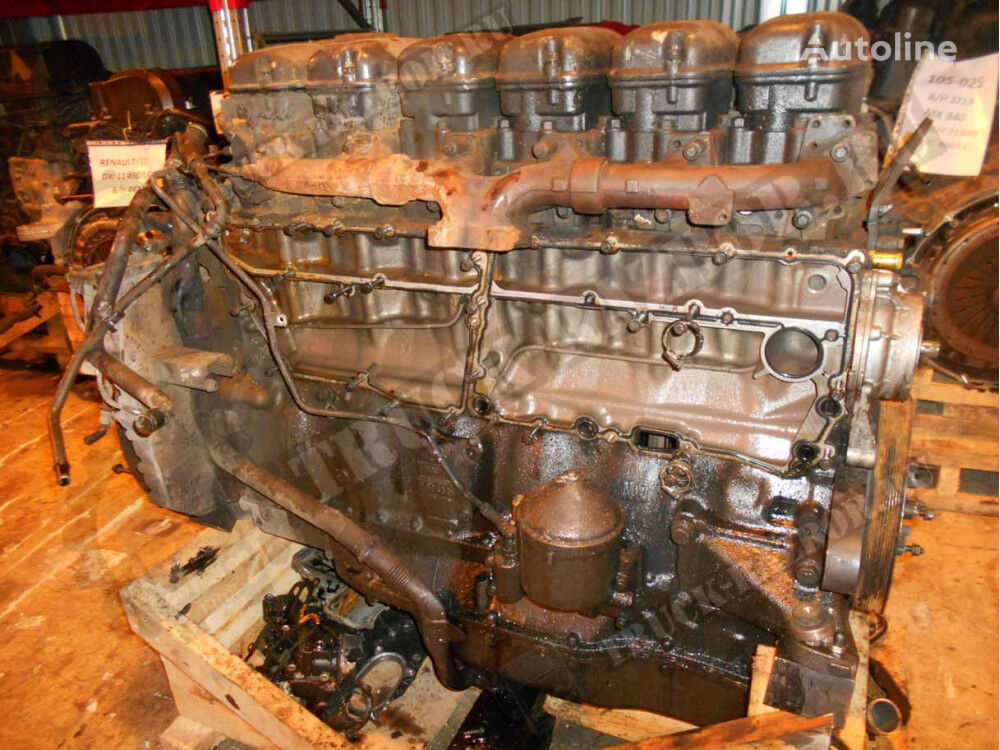 DVS v sbore engine for SCANIA DC13 103 L01  tractor unit