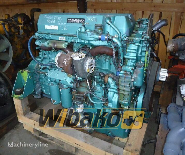 Engine Detroit diesel SERIES 60 (SERIES60) engine for SERIES 60 excavator