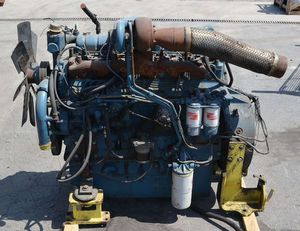 Sisu Diesel 612DC engines for excavator for sale, motor from