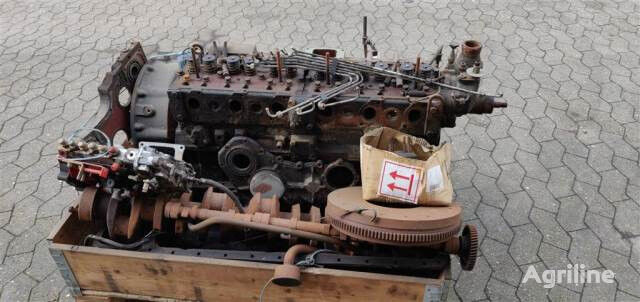 SisuDiesel 620 DSG engine for grain harvester for parts