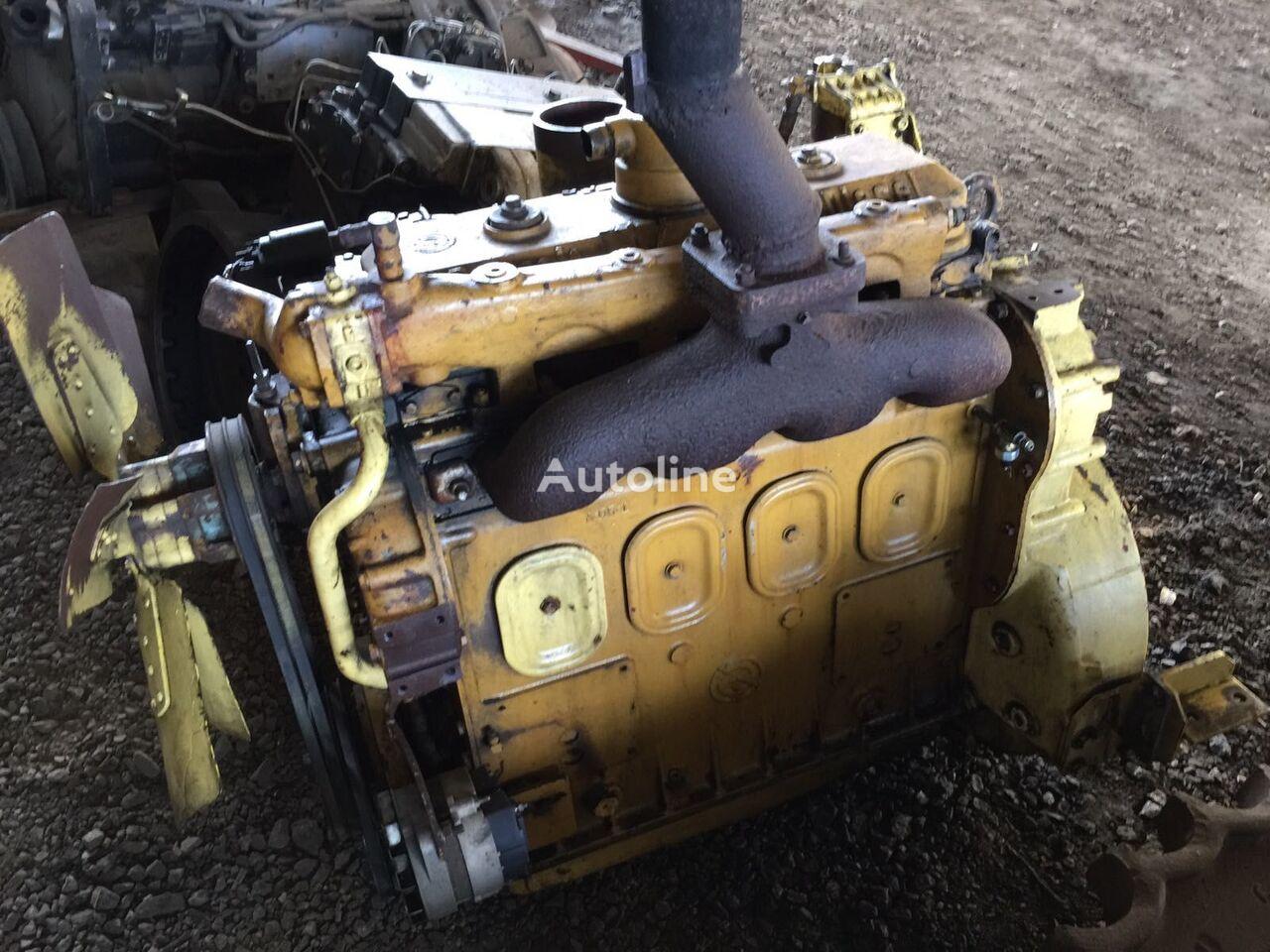 USED DETROIT DIESEL 4-71 GENERAL 4-71 NON TURBO engine for 4-71 grader