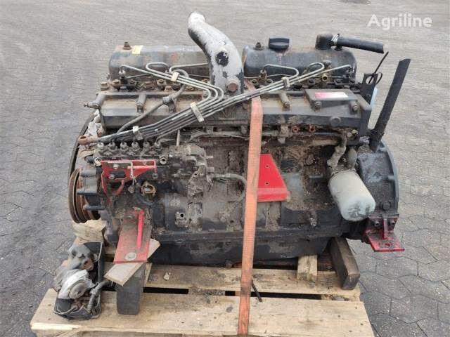 VALMET 620DSL Defekt for parts engine for MASSEY FERGUSON 32 grain harvester for parts