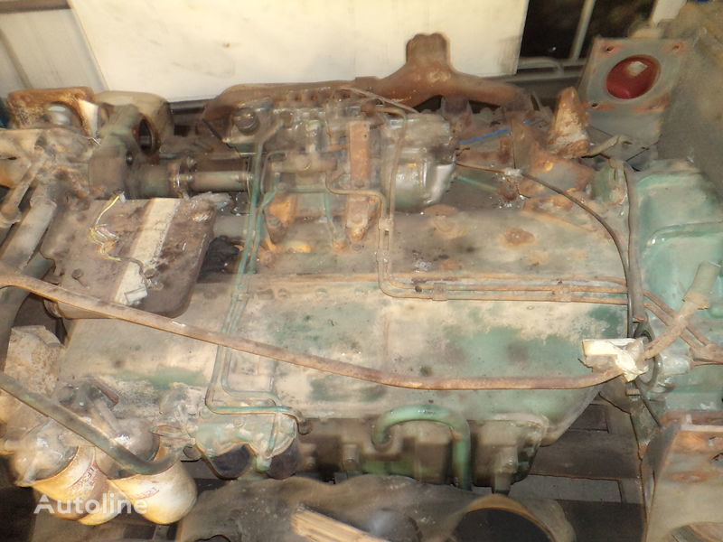 Volvo 102 B10M engine for VOLVO B10M bus