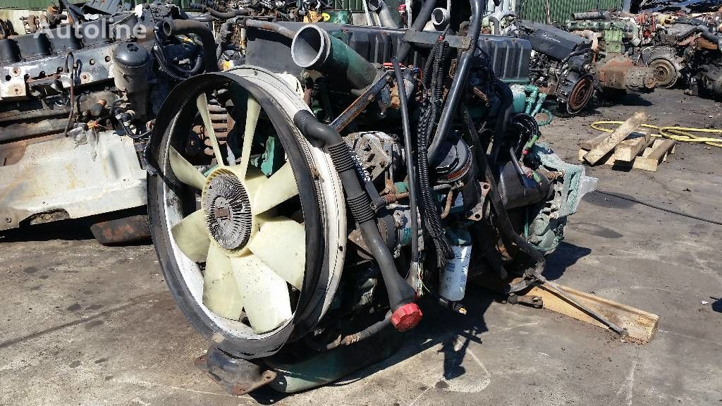 engine for VOLVO D12A380 185 EC96 truck