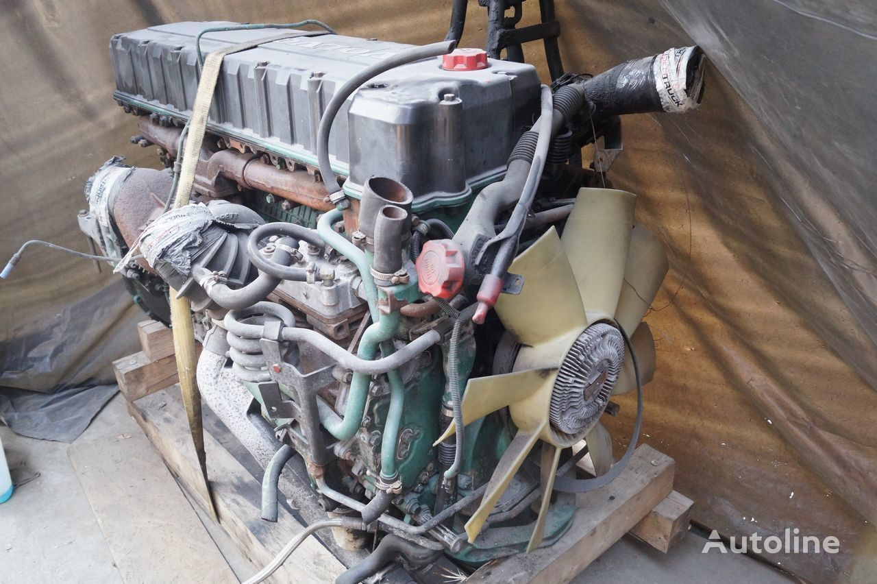 VOLVO D12C engine for VOLVO FH12 truck