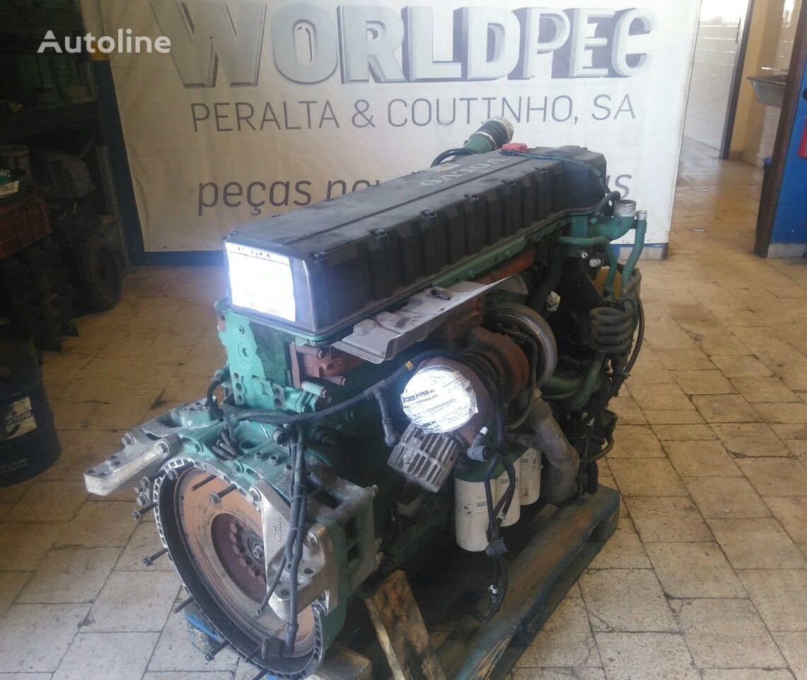 VOLVO D12C engine for VOLVO FM / FH 12 truck