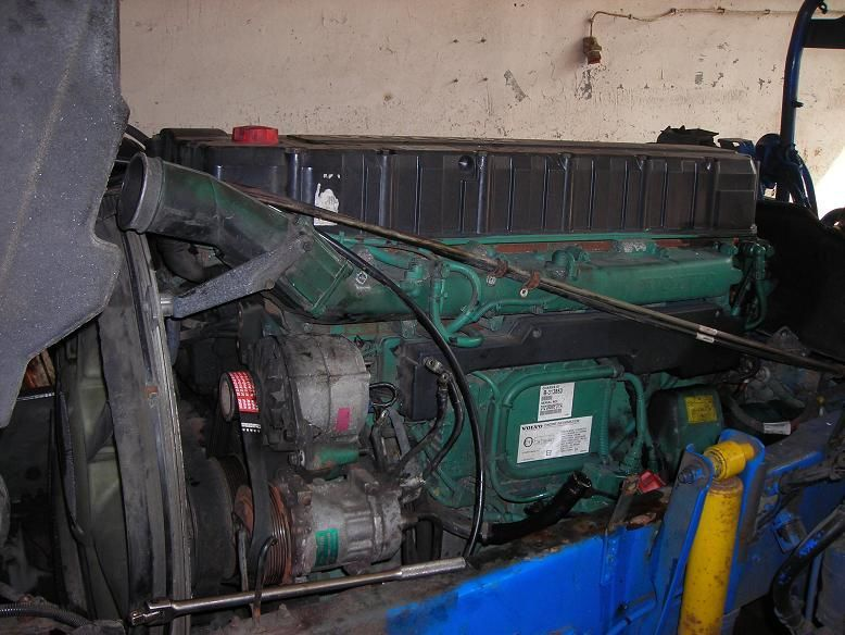 VOLVO D12C engine for VOLVO truck