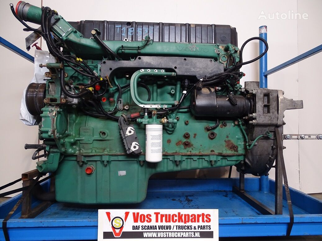 VOLVO D12C-340 EC99 EPG engine for truck