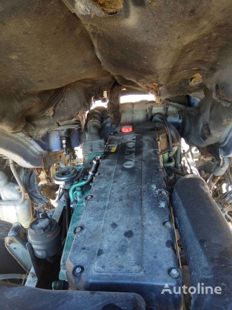 VOLVO D12C 460 E3 engine for VOLVO FH 12 truck