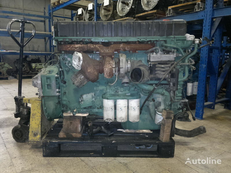 VOLVO D12C D12C-380HP engines for VOLVO FH12 / L180 truck for sale