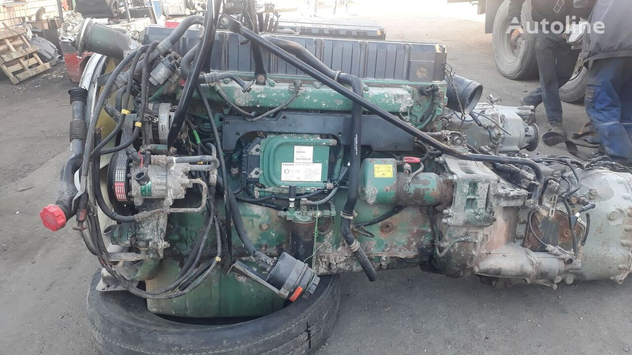 VOLVO D12C420 engine for VOLVO FH12 tractor unit