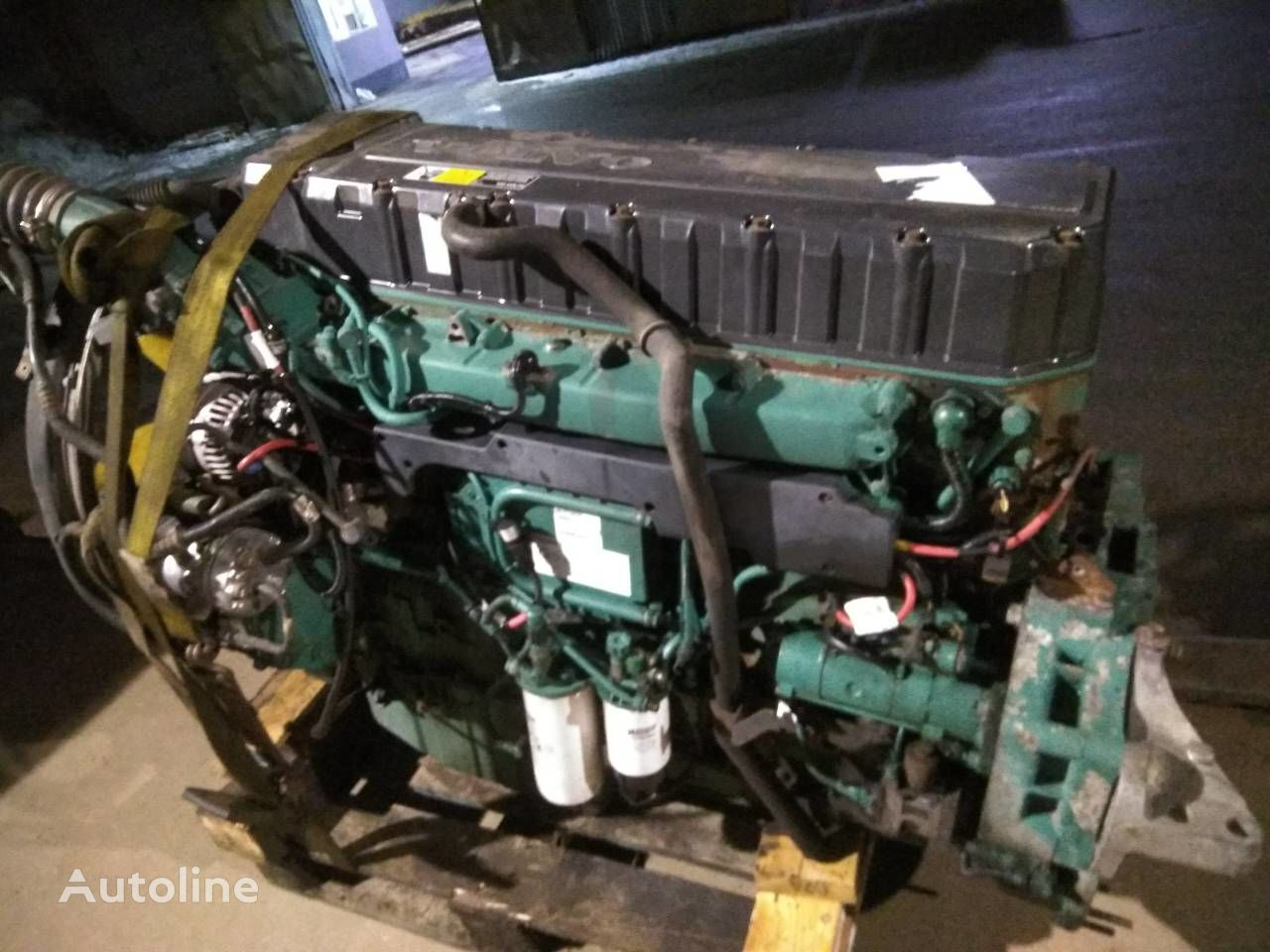 VOLVO D12D 460 E3 engine for VOLVO FH 12 truck