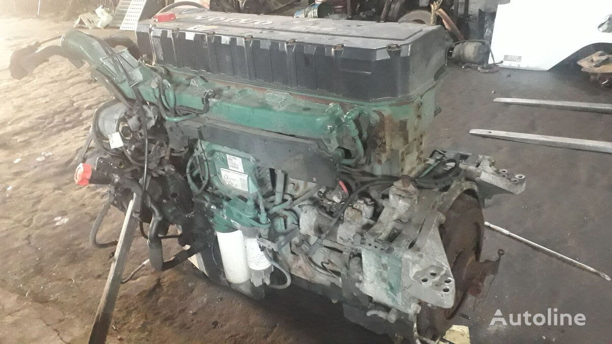VOLVO D12D420 engine for VOLVO FH12 tractor unit