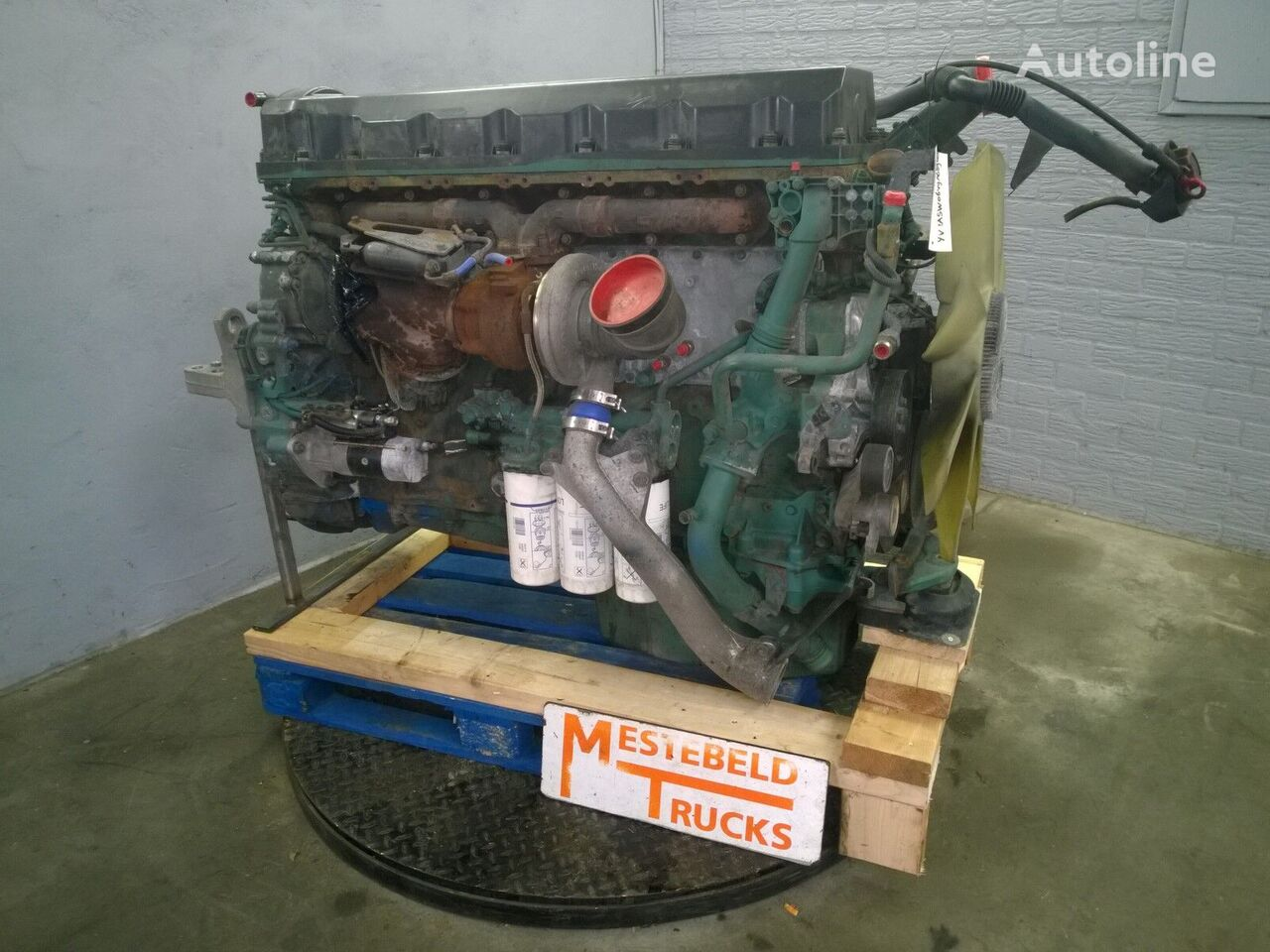 VOLVO D13 engine for VOLVO truck