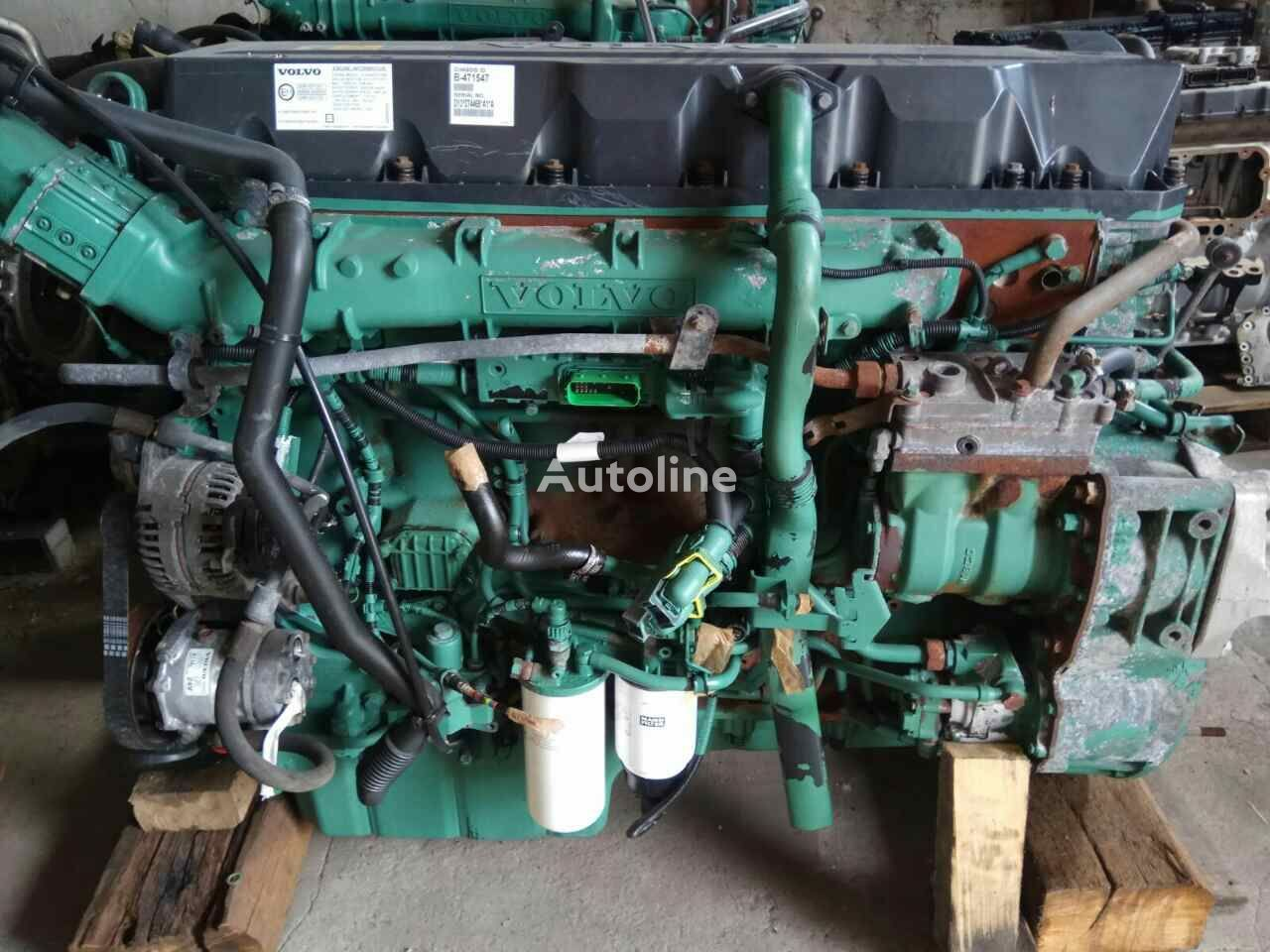 Volvo D13a 400 440 Engines For Volvo Fh Fm Truck For Sale