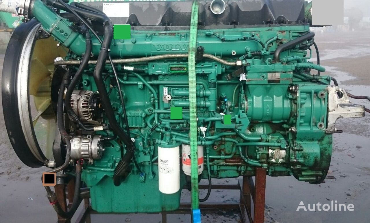 Volvo d13a 440 engines for volvo fh fm tractor unit for for Volvo motors for sale