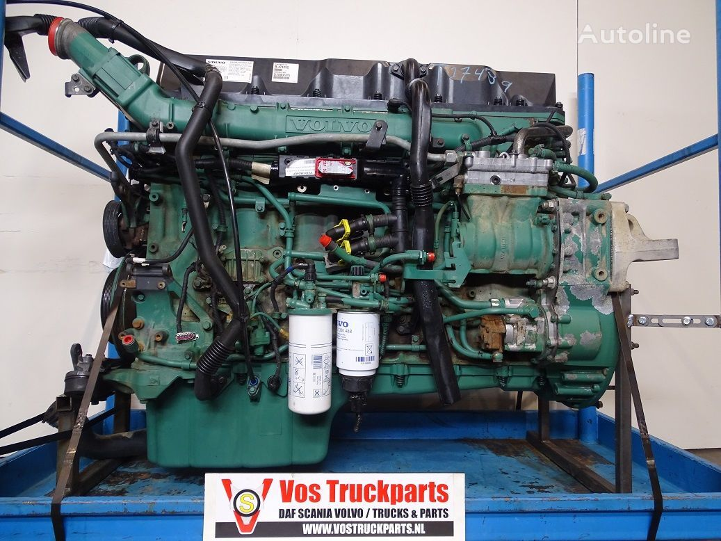 VOLVO D13A-480 EC06 VEB engine for truck