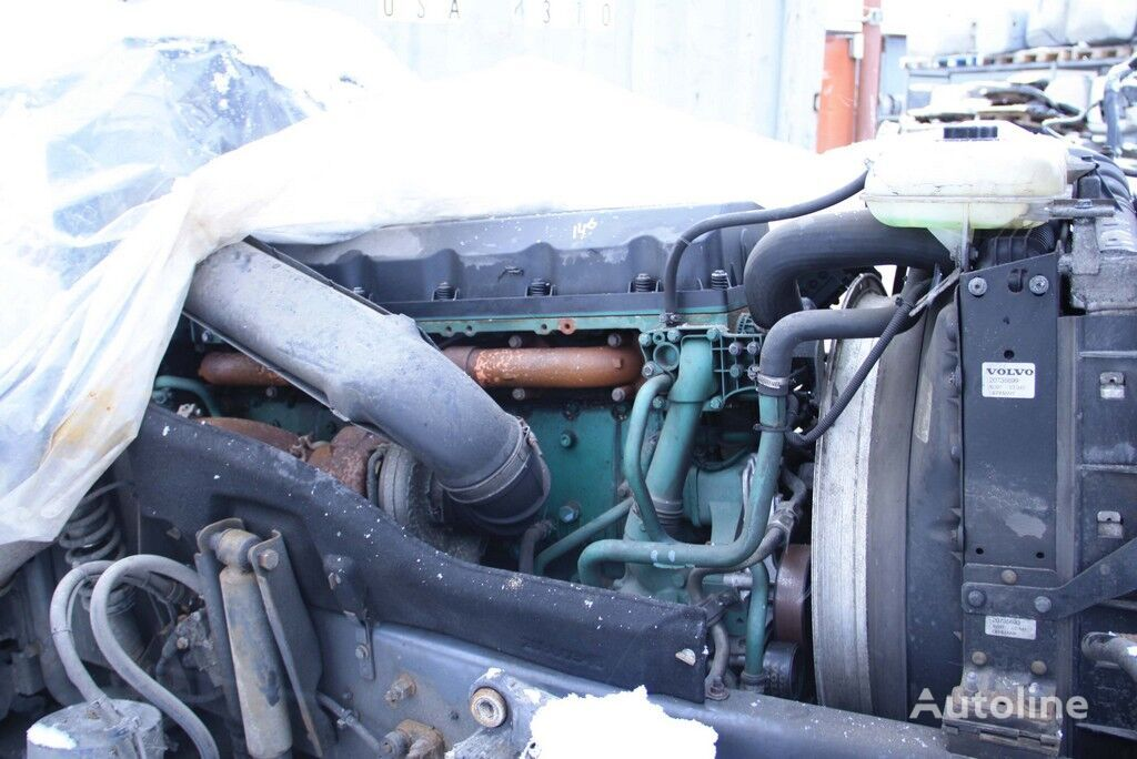 VOLVO D13A400EC06 engine for VOLVO truck