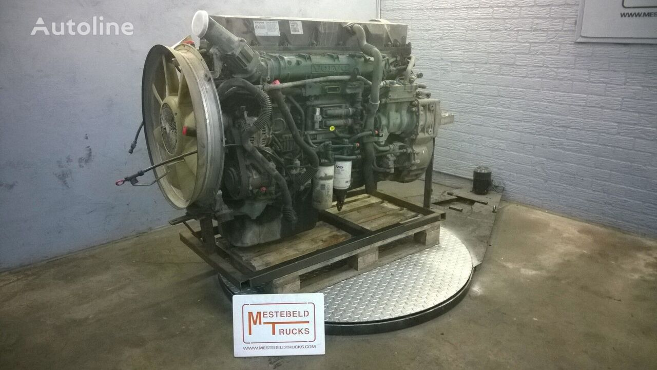 D13C 420 EUV engine for VOLVO truck