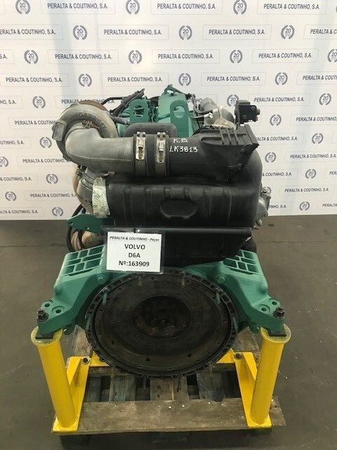 VOLVO D6A engine for truck